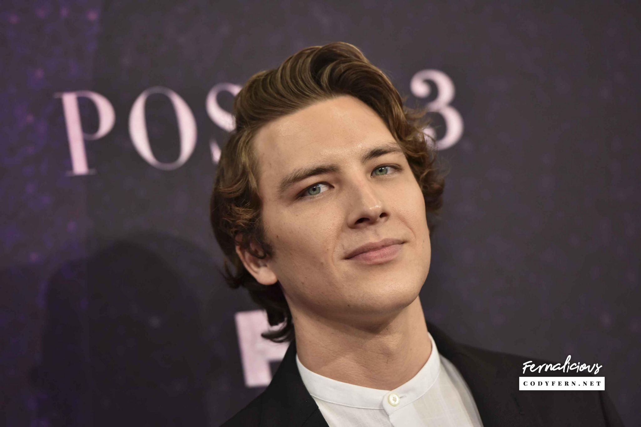 Cody Fern Is in Love With His Antichrist Wig